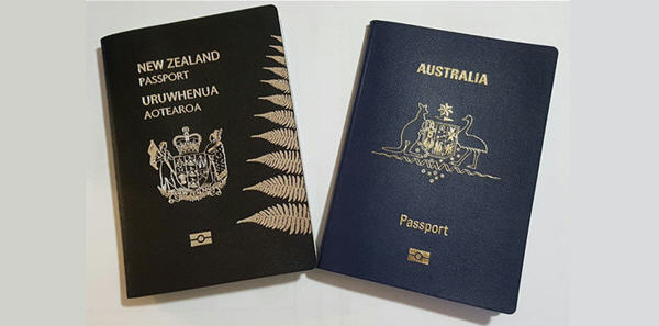 Dual citizenship