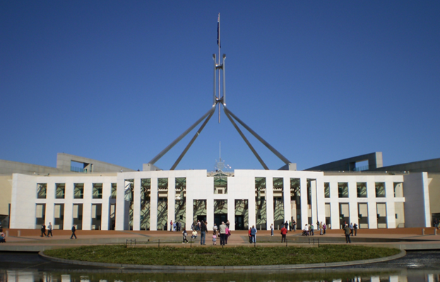 Parliament House, Canberra ACT