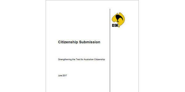 Citizenship submission