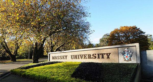 Massey University online study