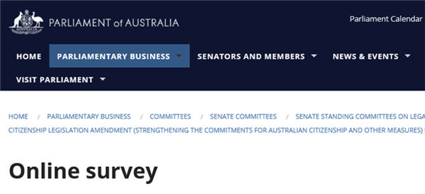 Citizenship Bill survey results