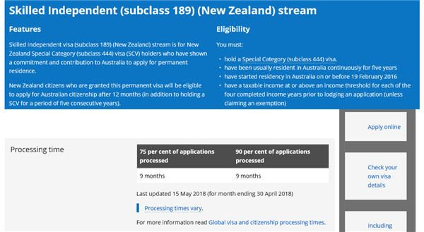 Applying for the New Zealand 189 visa - Oz Kiwi