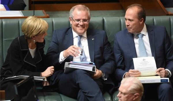 Morrison PM leadership challenge