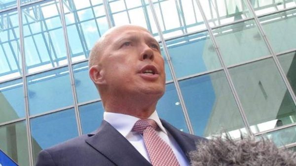Peter Dutton leadership challenge