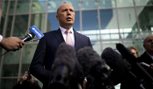 Dutton leadership challenge