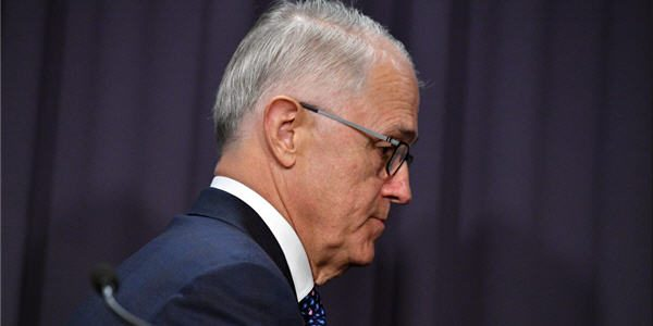 Turnbull NEG leadership spill