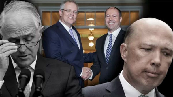 Morrison new Cabinet