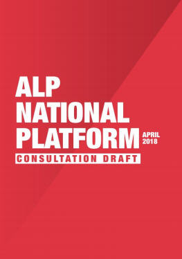 ALP citizenship policy