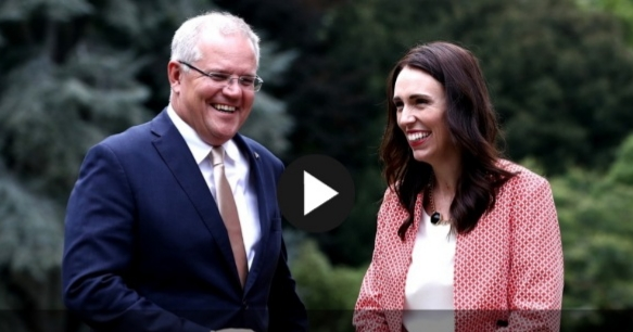 Video of Morrision and Ardern