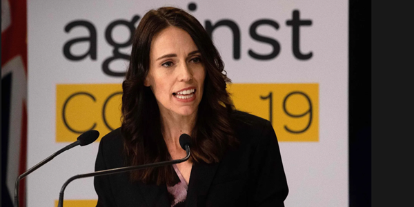 Ardern asks for Kiwis to receive Covid19 payments