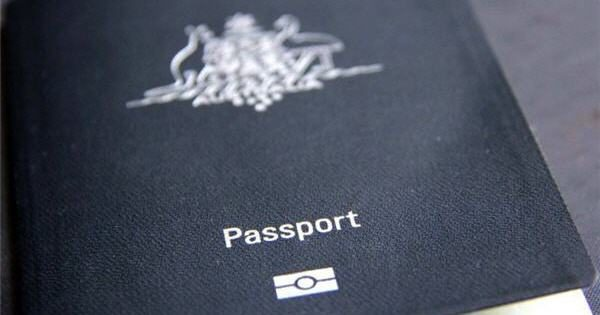 Australian passport delays